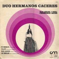 Paraguaya Linda / Duo Hermanos Caceres / Odeon / 4123 (Argentina)